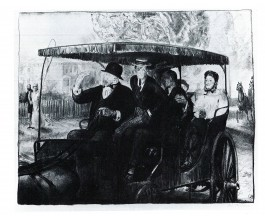 George Bellows Lithographs from the Trang Family Collection