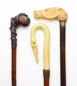 Lean on Me: Canes from the HMA Collection