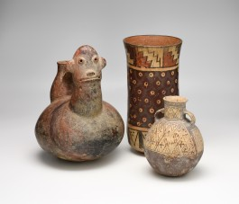 Garth's Auctioneers & Appraisers Presents The Remarkable Legacy of Ancient Peruvian Ceramics