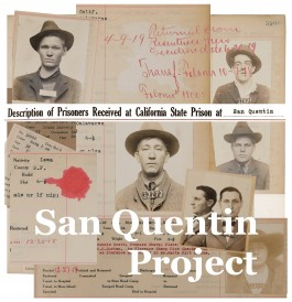Jack and Angie Bourdelais Present San Quentin Project