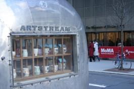 The Artstream Nomadic Gallery