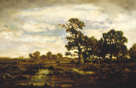 Barbizon Paintings