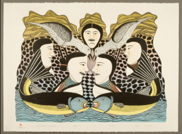 The Macy's Foundation Presents: North of Sixty—Canadian Inuit Prints