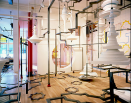 Walter Gropius Master Artist Series Presents: Judy Pfaff