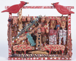 Self-taught, Outsider, Visionary: Highlights from the Folk Art Collection