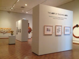 The Art of Teaching Art: Marshall University Visual Art Faculty Show