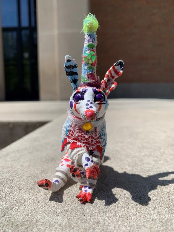 The Jester Hare<br /> by Rhiannon Conley<br /> Teacher: Cory Brown<br /> Ashland Middle School<br />