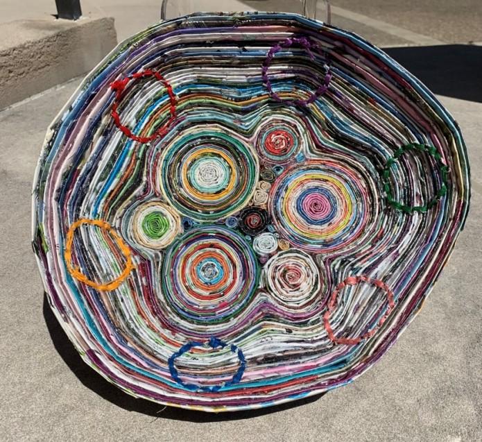 Coil Bowl<br /> By: Mollie Watts<br /> Teacher: Robin Kimball<br /> Chesapeake High School<br />