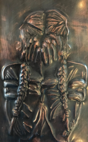 Sorrow by Morgan Workman<br /> Russell Middle School<br />