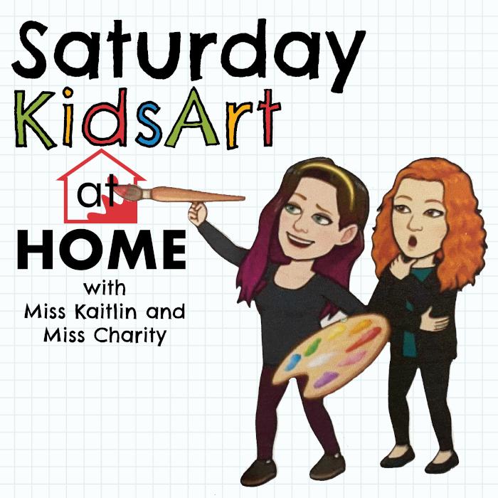 Saturday Kids Art